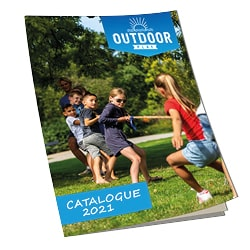 Outdoor Play catalogue with outdoor toys