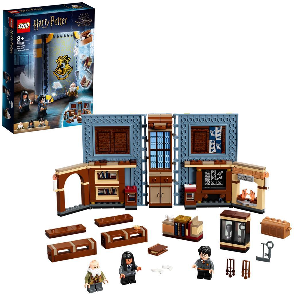 Lego 76385 Harry Potter Hogwarts Charms Class Van Der Meulen
