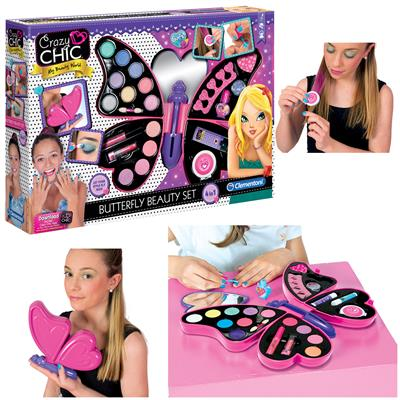 Clementoni Crazy Chic Butterfly Beautyset