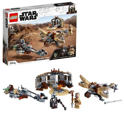 Trouble on Tatooine
